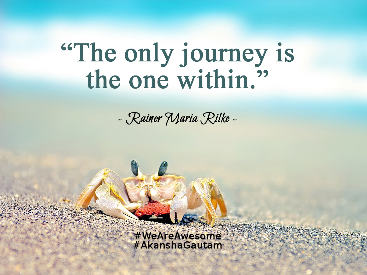 the road not taken and journey